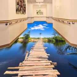Декори 3D - коридор