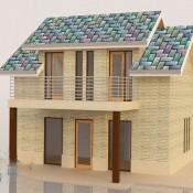 Декори 3D - покриви
