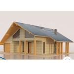 3D цветна настилка за покрив Seam модул Gray