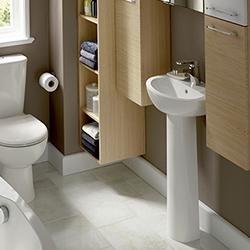 Отлични предложения за складово пространство в модерната баня