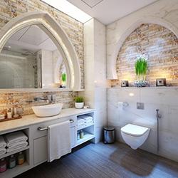 Нестандартни идеи за баня