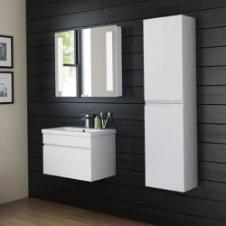Съпоставка на мебели за баня от различни материали