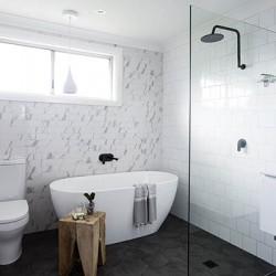 Видове облицовки за баня