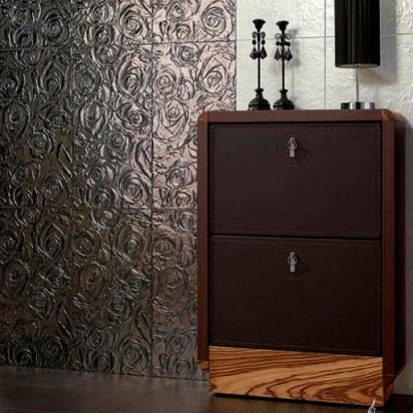 Дизайнерски плочки за баня/ Колекция Karlovy от ALCALATEN/  Баня от бяла паста