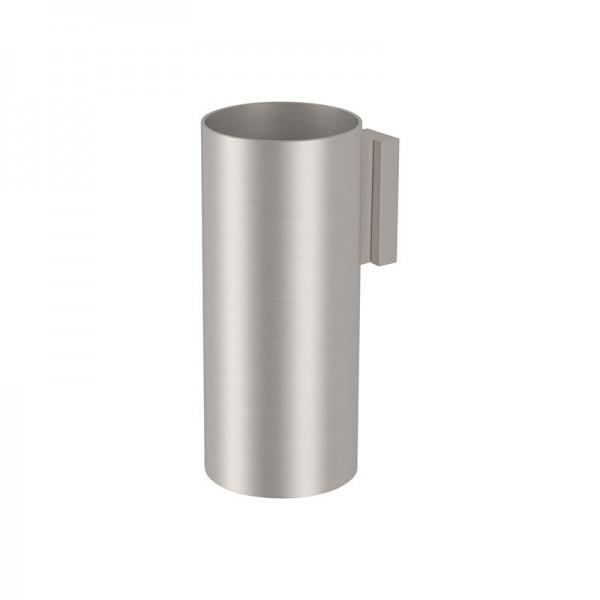 Чаша за баня неръждавейка за стенен монтаж  –  Tokyo Steel (Daniel)