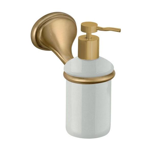 Дозатор за течен сапун окачен за стена