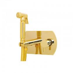 Мини душ на златна планка – Crystal