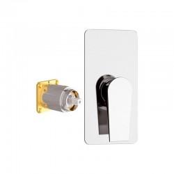 Вграден смесител за душ / вана DIVA DV602KB