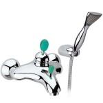 N15610 - Смесител за вана/душ с аксесоари / CR01