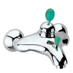 N15600H - Смесител за вана/душ с аксесоари / CR01