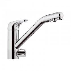 """Смесител за мивка с дивертер за питейна вода """"ECO"""" ES5629DW"""