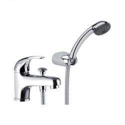 """Стоящ смесител за вана / с ръчен душ """"Serena"""" SA1606D"""
