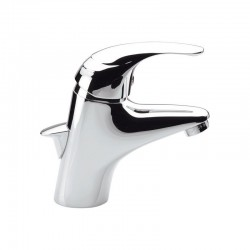 """Смесител за мивка с пластмасов изпразнител """"Serena"""" SA1605A"""