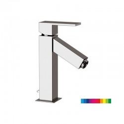 Стоящ смесител за умивалник с LED светлина – Daniel (Ит)