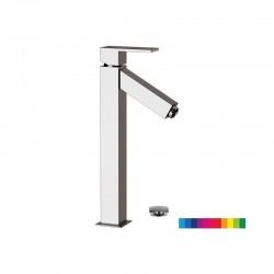 Стилен смесител за умивалник с LED светлина – Daniel (Ит)