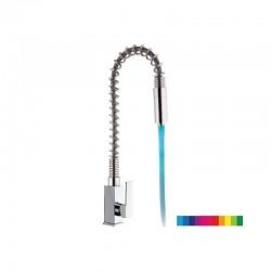 Смесител за кухненска мивка с LED светлина – Daniel (Италия)