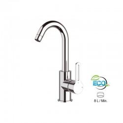 """Смесител за кухненска мивка ЕКО дизайн """"SMART"""" SRE618CLT8"""