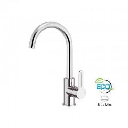 """Кухненски смесител ЕКО дизайн """"SMART"""" SRE618LT8"""