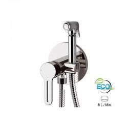 """Вграден смесител за душ ЕКО дизайн """"SMART"""" SRE645LT8"""