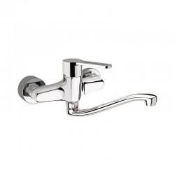 """Стенен смесител за мивка """"SMART"""" SR609S"""