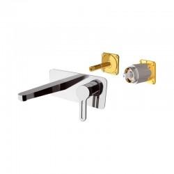 """Вграден смесител за мивка """"SMART"""" SR632KB (DAN BOX)"""