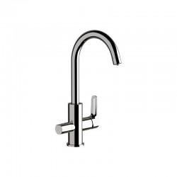 """Смесител за мивка с отвор за чиста вода """"SMART"""" SR679DW"""