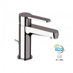 """Смесител за мивка с преливник ЕКО дизайн """"SMART"""" SRE605LT8"""