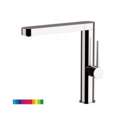 Смесител за мивка с LED цветен ефект Suvi KCA101