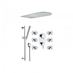 Комплект за душ многофункционален – серия Suvi (Daniel)
