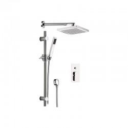 Комплект за душ обзавеждане – модел с окачване
