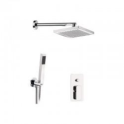 Комплект за душ обзавеждане – душ слушалка от стена