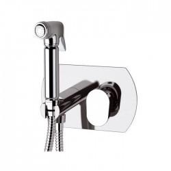Компактен стенен хигиенен душ –  Omega OM642
