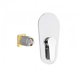 """Вграден смесител за  душ """"Omega"""" OM602KB (DAN BOX)"""