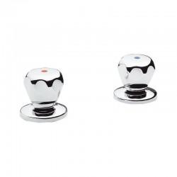 """Биде кранчета без преливник – дизайн """"Ticino"""" модел C6080"""