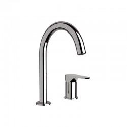 """Смесител за мивка с два отвора """"Omega"""" OM655"""