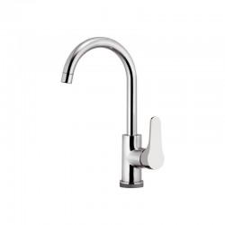 """Смесител за мивка """"Omega"""" OMT618 (Touch-me система)"""