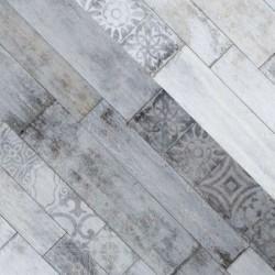 Серия гранитогрес Bianco II рокачество / Колекция Evolution