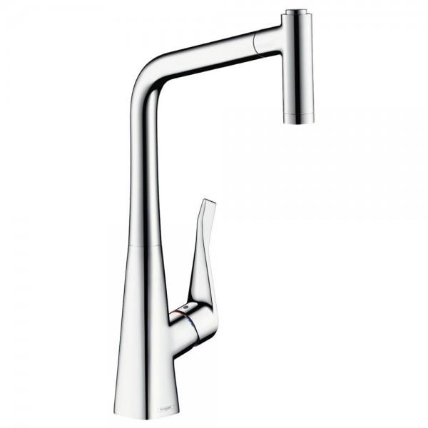Смесител за кухня стоящ – Metris Select 320 (Hansgrohe)