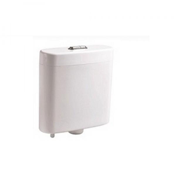 Бяло тоалетно казанче от PVC - ICC 006D