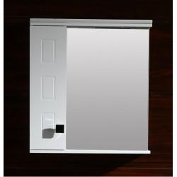 Водоустойчив шкаф за баня Спенсър - с огледало