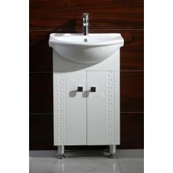 "Колекция PVC шкаф за баня ""Спенсър'' тип Versace"