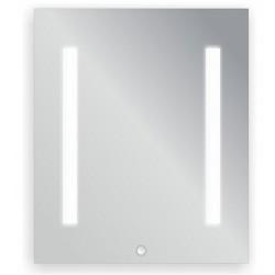 Правоъгълно огледало за баня ICL 1580