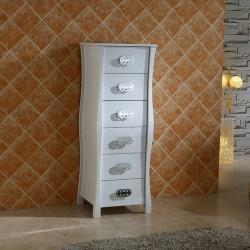 Шкаф за баня в старинен стил ICP 4614