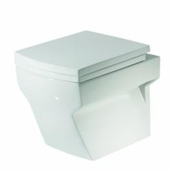Компактна тоалетна чиния ICC 4835 за монтаж на стена  - Порцеланова