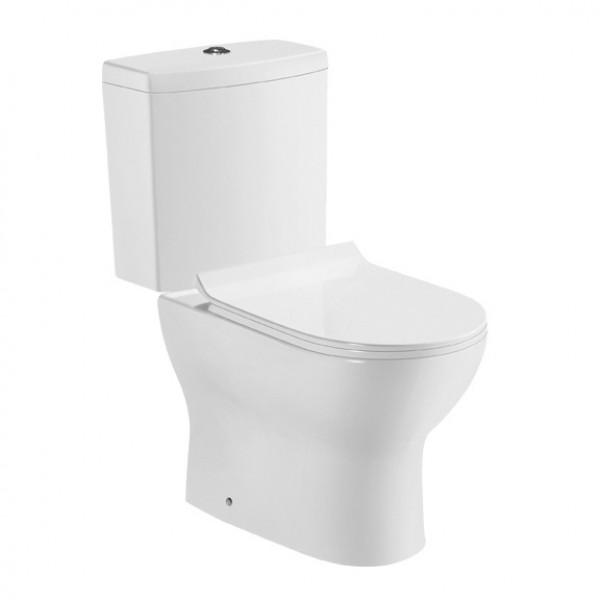 Порцеланов WC моноблок – ICC 7970SLIM