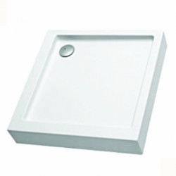 Поддушово корито за вграждане квадратно – Интер Керамик