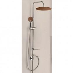 Телескопично тръбно окачване за душ – ЛУСИ (Интер Керамик)
