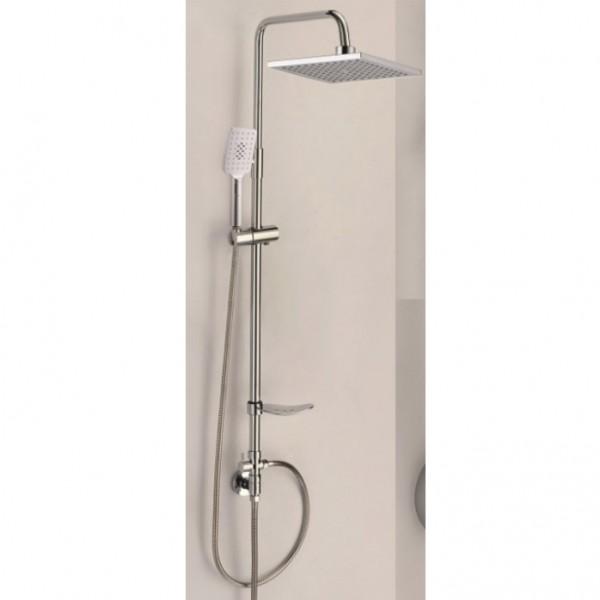Телескопично тръбно окачване за душ – ДОМИНИК (Интер Керамик)