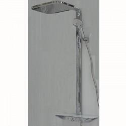 Система за къпане с окачване бял финиш – модел ICL 6209W