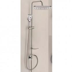 Телескопично тръбно окачване за душ –АЛЕКСА (Интер Керамик)